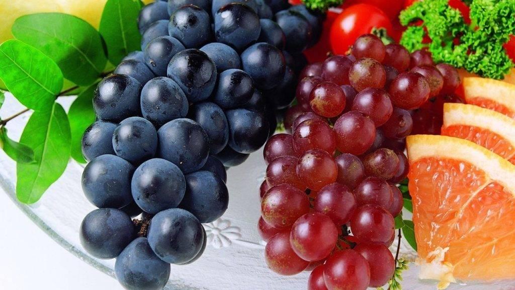 Виноград - красивые фото