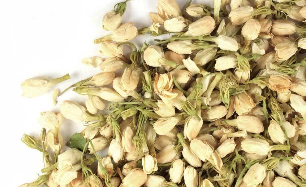 Сухие цветы жасмина для чая