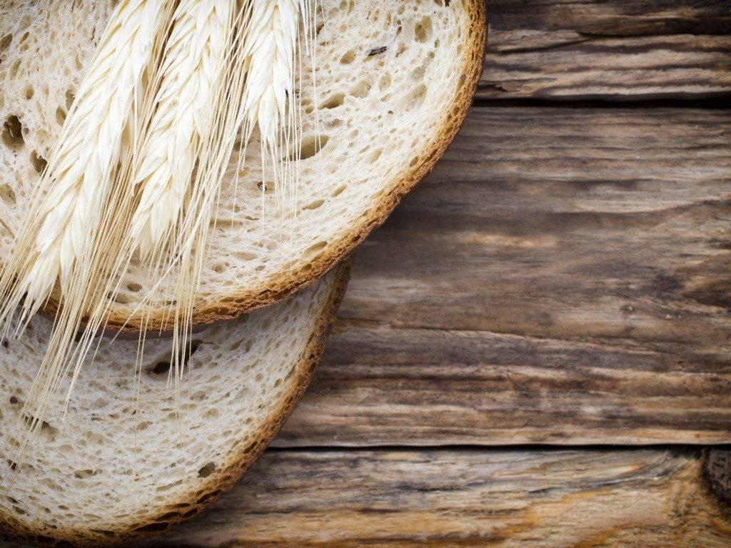 Хлеб из пшеницы фото