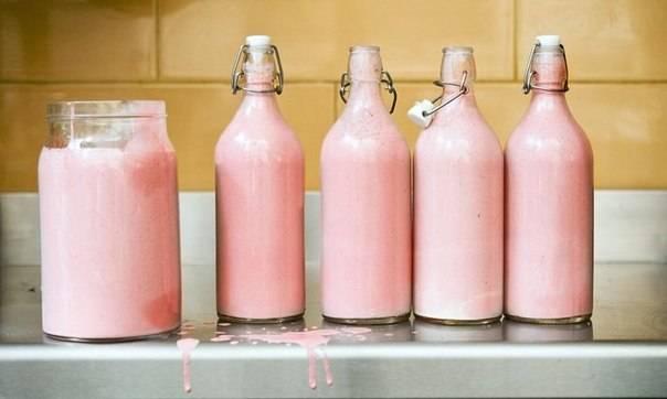 Молоко зебры