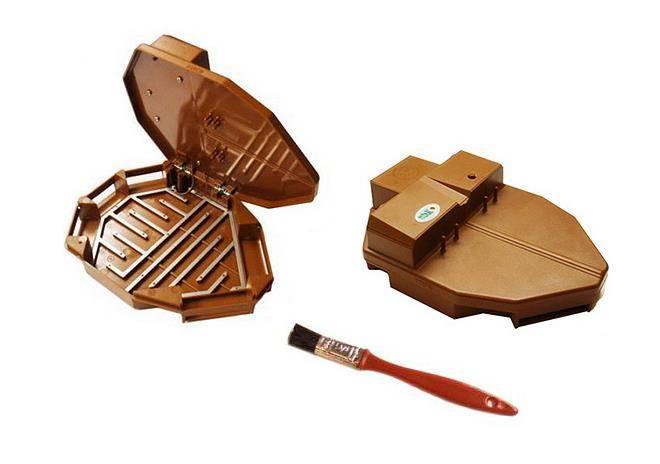 Электрическая ловушка для тараканов фото
