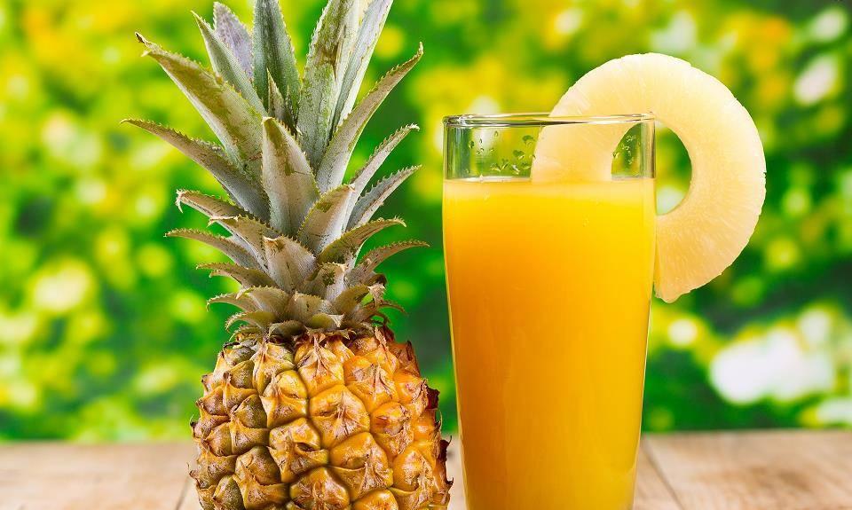 Польза ананаса фото