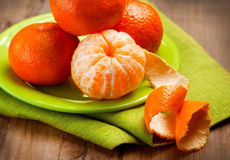 Почему в мандаринах не бывает нитратов