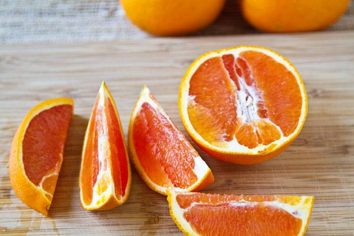 Апельсин Кара-Кара фото (анг. Cara Cara navel orange)