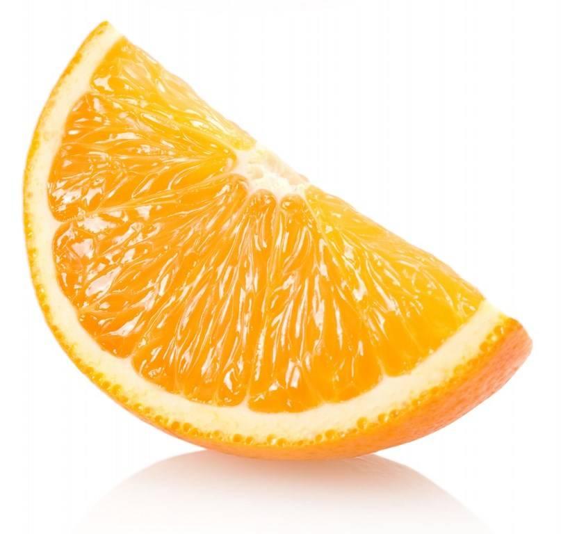 Апельсиновая долька фото