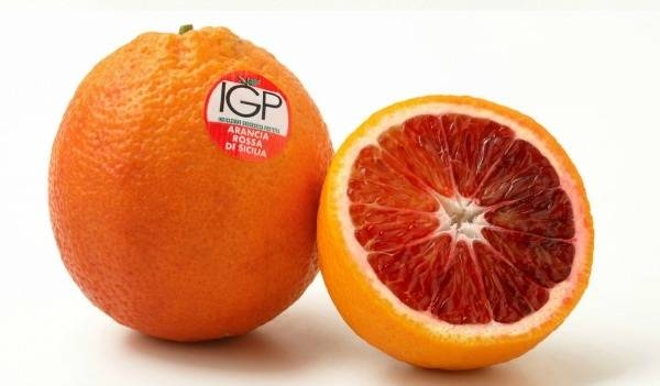 Апельсин Тарокко (Tarocco) фото