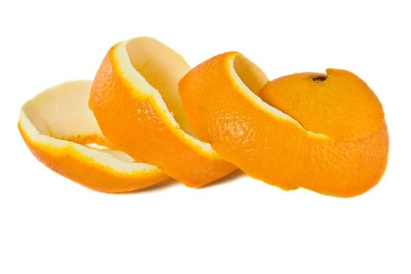 Кожура апельсина фото