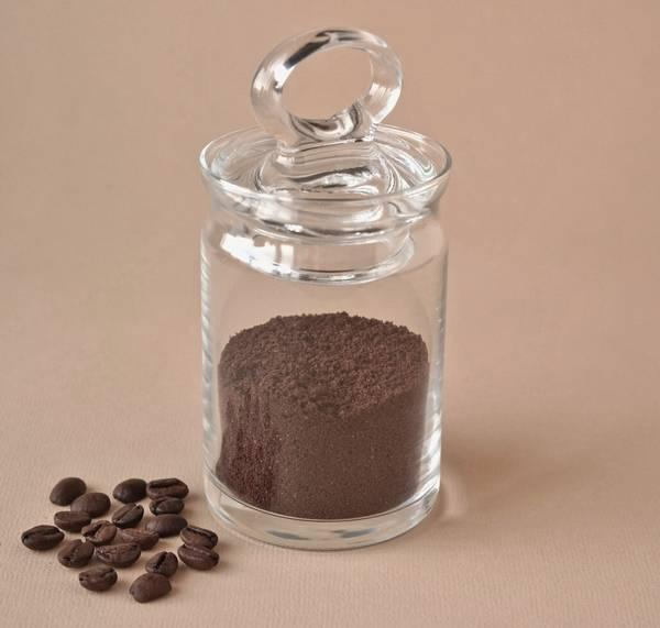 Молотый кофе фото