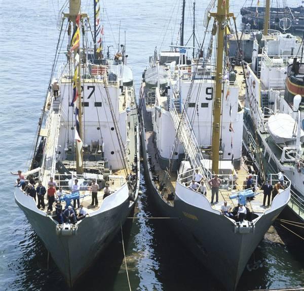 Советские китобойные суда фото